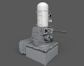 CIWS Phalanx 3D model