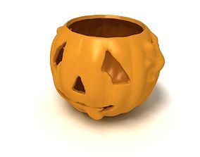 Pumpkin Candy Holder 3D print model