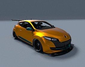 3D Renault Megane RS wide-body by Kaiser Design