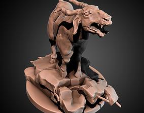 3D printable model Goatie