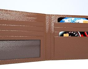 PERSONAL CREDIT CARD WALLET HOLDER 3D