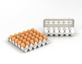 The Eggs 3D model