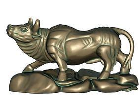 Zodiac cattle 3D print model
