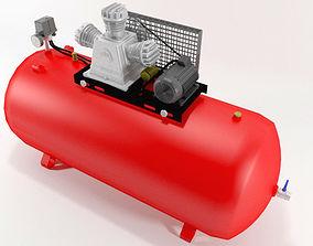 3D model Air compressor