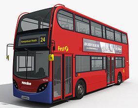 London Bus 3D model