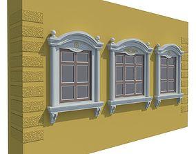 3D asset window classicism