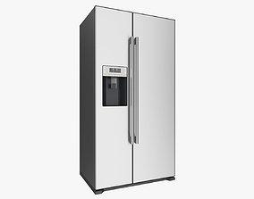 Siemens Refrigerator KA90IVI20R IQ500 3D model