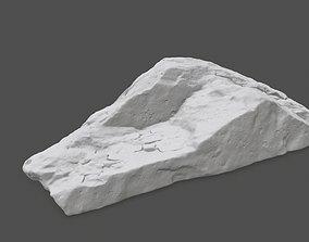 3D printable model rock 11