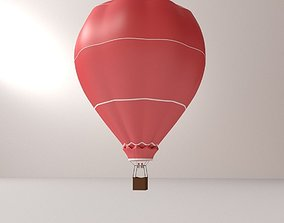 Hot Air Balloon 3D