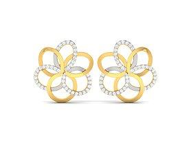 3D printable model Earrings - 71101