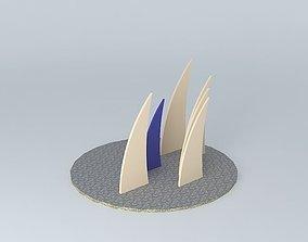 Ashdod Monument 3D model