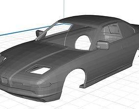 850 CSI Printable Body Car