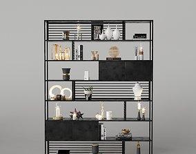 3D Decor shelves