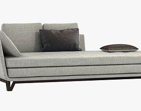 Roche Bobois littoral sofa 3D model
