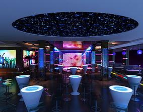 3D model Bar BNVC