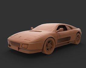 ferrari f348 3D printable model