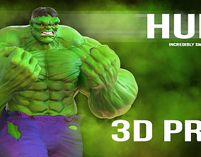 3D print model Hulk Smash