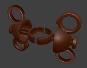 3D print model Ice cream Mochi making kit