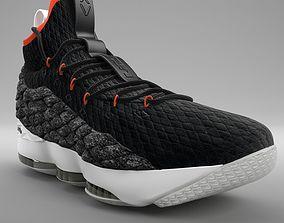 Nike LeBron 15 Basketball PBR 3D