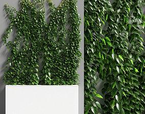 3D vertical garden 08