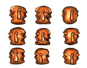 Lohan set culture 3D print model