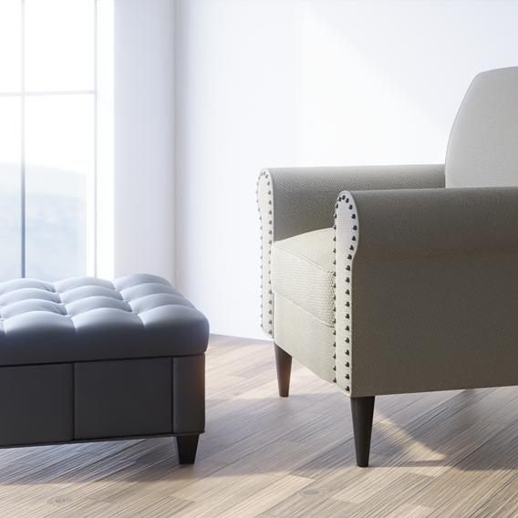 Interior Startup Livingroom Sceen