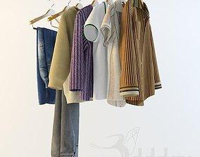 3D model Menwear