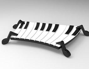 3D printable model Soap dish Piano