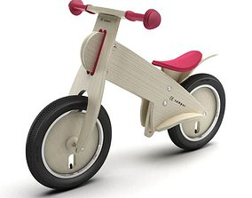 3D Kids Bicycle