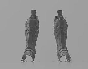 3D print model Batman Arkham Knight Shin armor