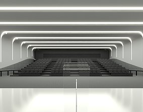 3D model Convention Hall