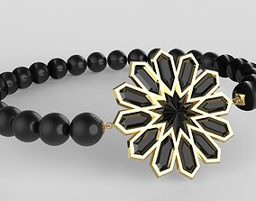 3D printable model Traditional Moroccan Bracelet