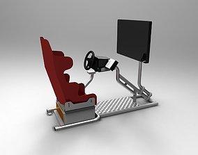 Racing Simulator 3D model