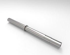 3D printable model Swiss arms uzi - barrel 10cm