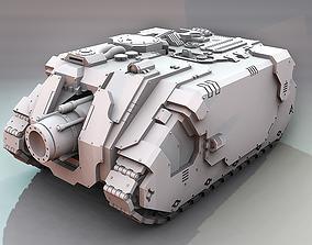 3D print model Terran Aion Destroyer