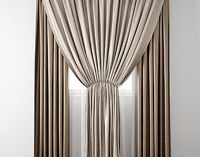 Curtain 104 3D model