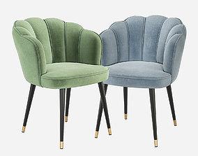 3D Eichholtz BRISTOL Dining Chair