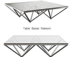 Kare Design Table Basse Network 3D model