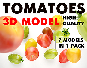 3D TOMATOES PACK