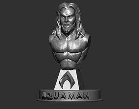3D print model Aquaman bust