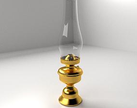3D Oil Lamp