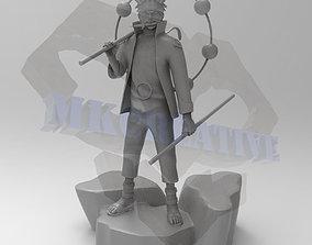 character Naruto Rikudou 3D print model