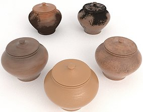 3D asset Clay Pot