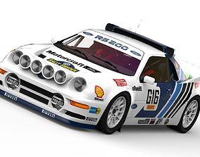 3D asset RS200 Group B