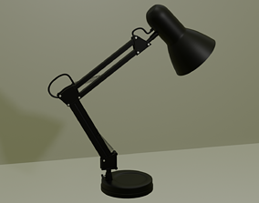 LAMP CYCLES AND EEVEE 3D model
