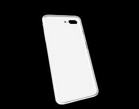 3D printable model iPhone 8 Plus Simple Case