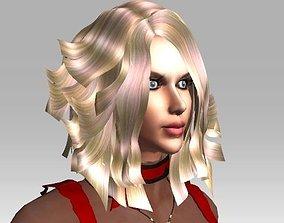 Jamie hairstyle 3D