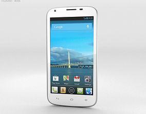 3D model Huawei Ascend Y600 White