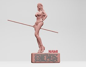 NAMI ONE PIACE - 3D PRINTABLE