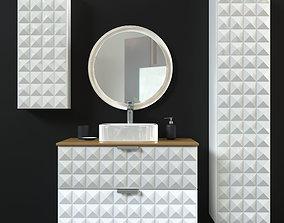 set 3D Bathroom IKEA
